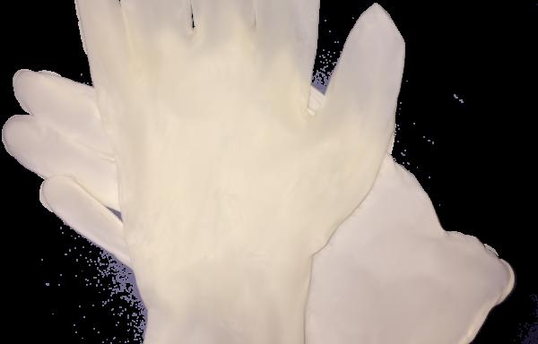 Organic (Non-Pigmented) Nitrile Exam Gloves